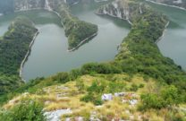 uvac vikend meandri jezero